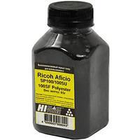 Тонер Hi-Black для Ricoh Aficio SP100/100SU/100SF, Polyester, Bk, 85 г, банка