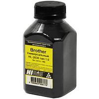 Тонер Hi-Black Универсальный для Brother HL-2030, Тип 1.0, Bk, 100 г, банка