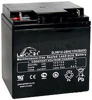 Аккумуляторная батарея Leoch DJW 12-28H