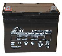 Аккумуляторная батарея Leoch DJW 12-33