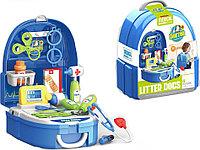 Маленький доктор в рюкзаке 7F708
