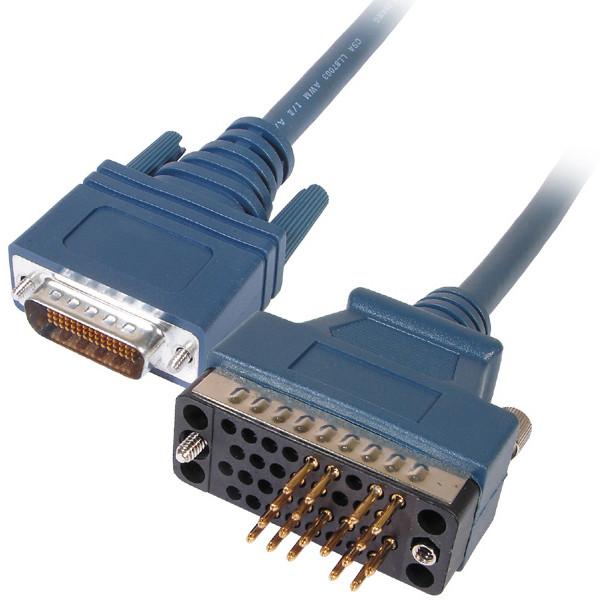 Cisco CAB-V35MT= Кабель Smart Serial на male V.35