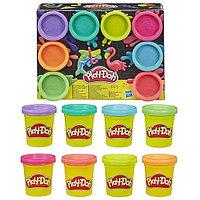Пластилин Play-Doh Плей-До Набор 8 цветов Hasbro