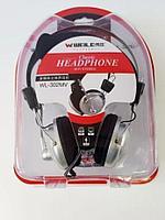 Наушники HEADPHONE WEILE WL-302MV classic, фото 1