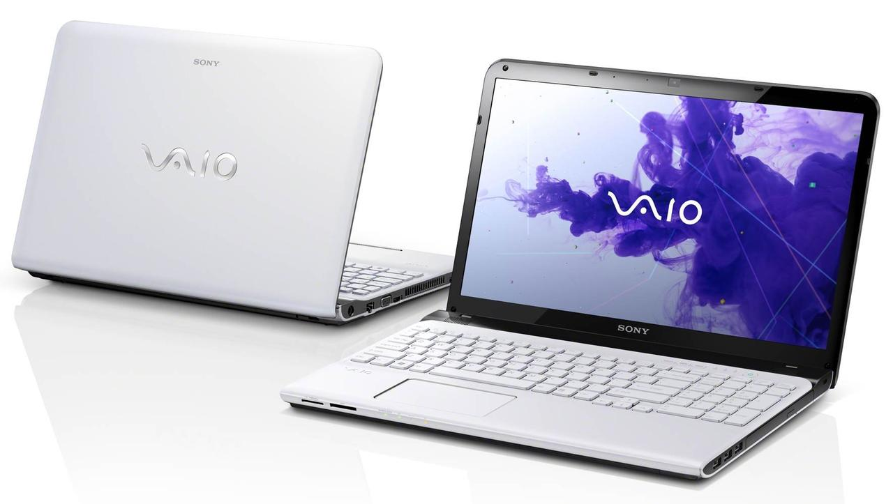 Ремонт ноутбуков и компьютеров Sony