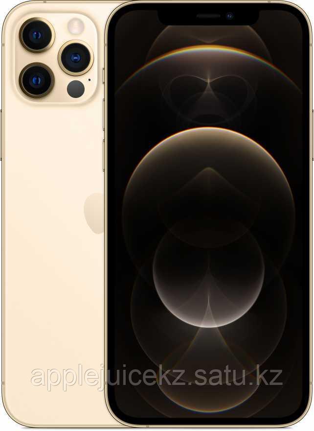 Apple iPhone 12 Pro Max, 256 ГБ, золотой