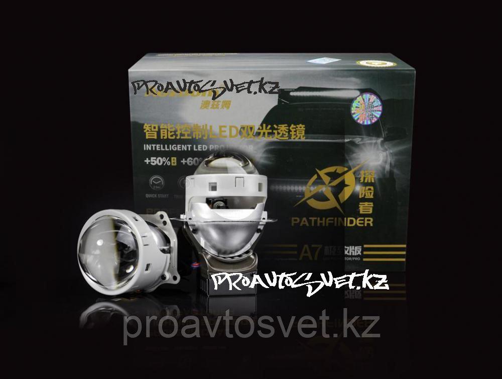BiLed  линзы AOZOOM A7 Pathfinder