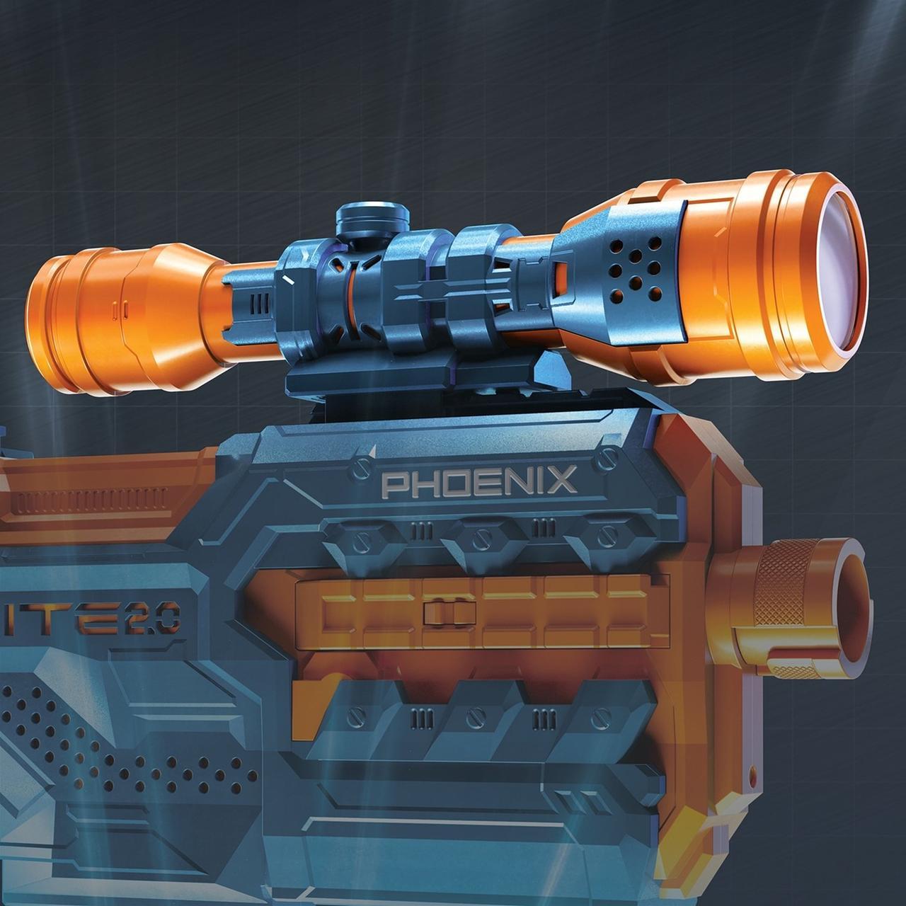 Nerf Hasbro Бластер Elite 2.0 Phoenix, Нёрф - фото 5