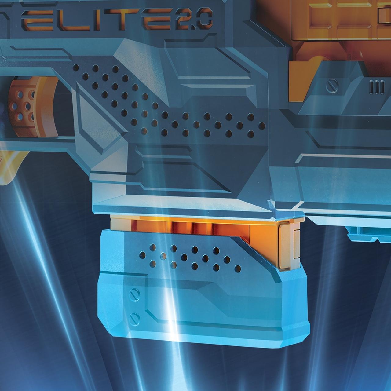 Nerf Hasbro Бластер Elite 2.0 Phoenix, Нёрф - фото 6