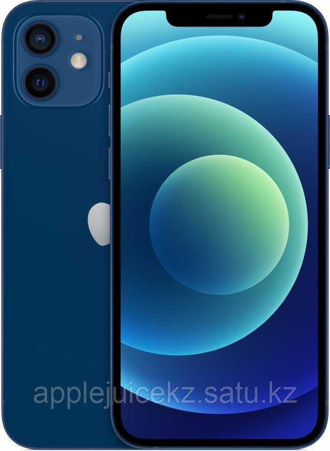 Apple iPhone 12, 256 ГБ, синий