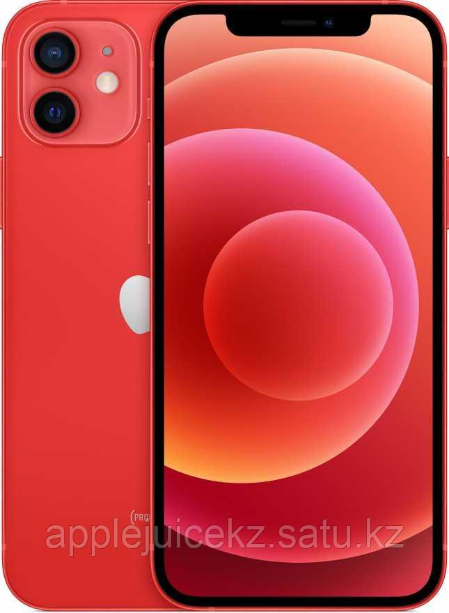 Apple iPhone 12, 256 ГБ, (PRODUCT)RED