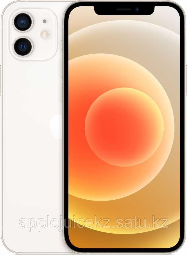 Apple iPhone 12, 256 ГБ, белый