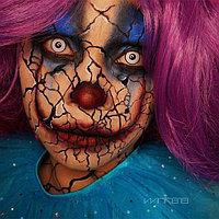 Карнавальные линзы 1 Day модель Manson