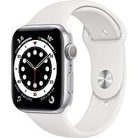 Смарт-часы Apple Watch Series 6 44mm Space Gray, Gold, Silver Серебристый, Черный, Золото Серебристый
