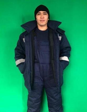 Костюм зимний, рабочий, утеплённый АКЦЕНТ-1 в Алматы, фото 2