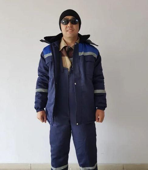 Костюмы зимние рабочие в Алматы
