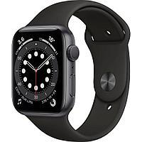 Смарт-часы Apple Watch Series 6 40mm Space Gray, Gold, Silver черный, розовый, серебристый, белый