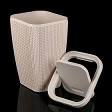 Контейнер для мусора Вязаное плетение 10 л