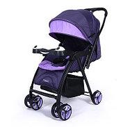 Прогулочная коляска Tomix Cosy фиолетовая