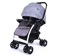Прогулочная коляска Tomix Carry с перекидной ручкой серый