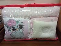 Детское постельное белье 17 предметов Сова