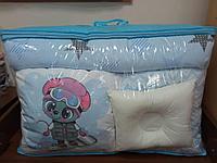 Детское постельное белье 17 предметов Звездочка