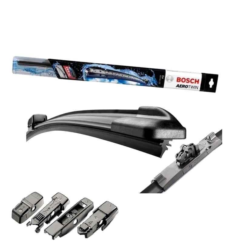 """Щетка стеклоочистителя Bosch Aerotwin Plus 600mm 24"""" (AP600U)"""