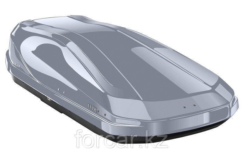 Бокс LUX IRBIS 175 серый металлик 450 л (175х85х40 см.) с двусторонним открыванием - фото 4