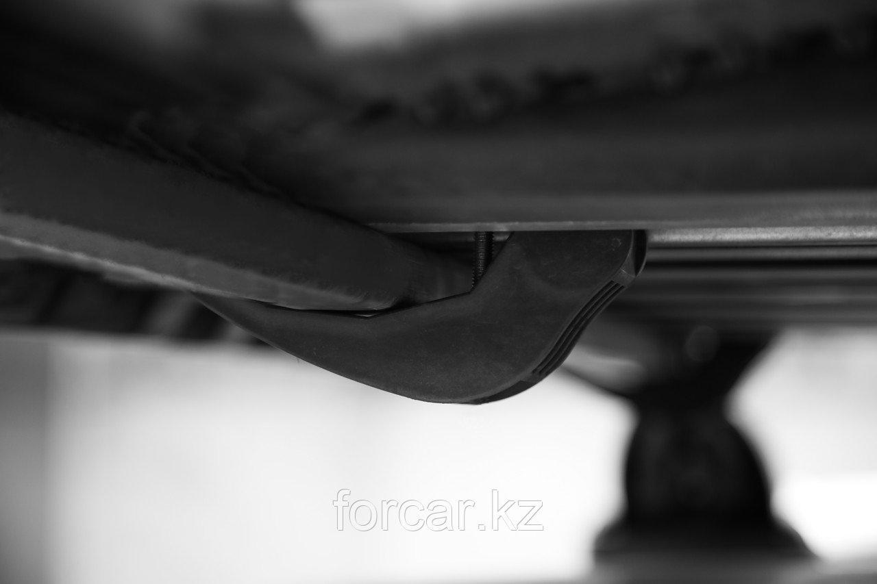 Бокс LUX TAVR 175 серый глянцевый 450L (1750х850х400) с двусторонним открыванием - фото 6