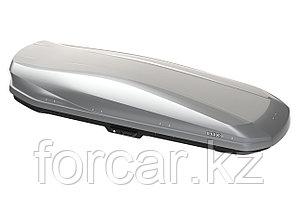 Бокс LUX IRBIS 206 серый металлик 470 л (206х75х36 см.) с двусторонним открыванием