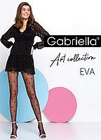 Колготки в горошек Gabriella Eva 20 ден