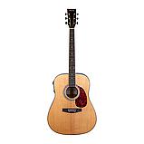 Акустическая гитара Agnetha AAG-E150 NT, фото 2