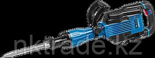 ЗУБР 1600 Вт, 1300 уд/мин, 35 Дж, бетонолом электрический ЗМ-35-1600 ВК Профессионал