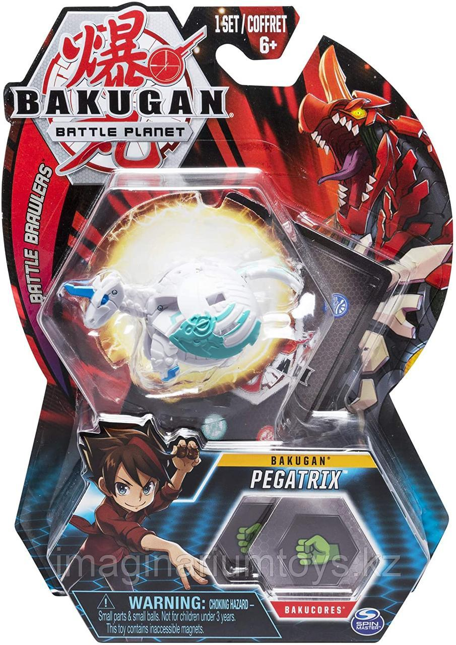 Bakugan Игрушка-трансформер Бакуган Пегас