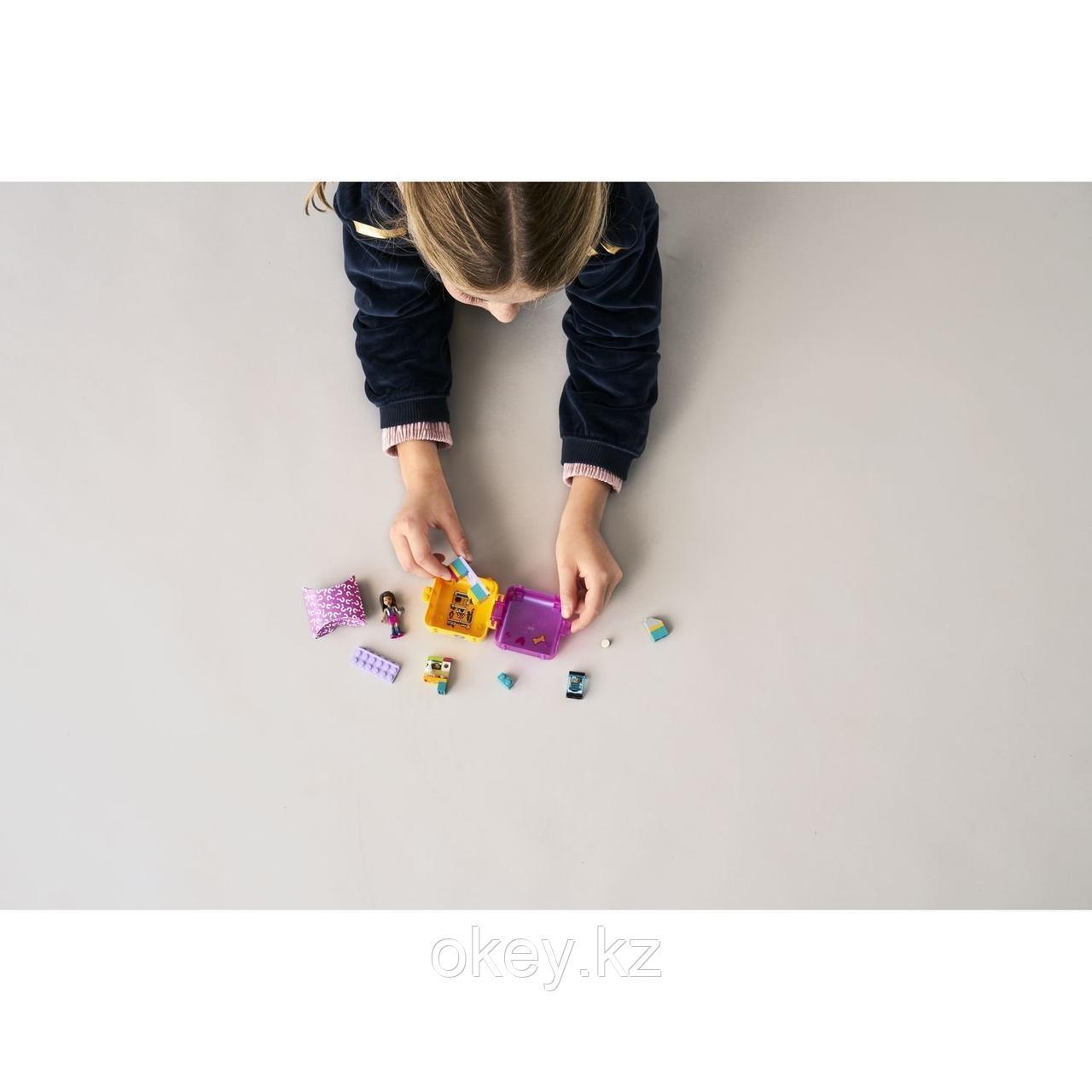 LEGO Friends: Игровая шкатулка Покупки Андреа 41405 - фото 6