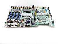 Материнская плата Intel D13607-902 i5000P Dual Socket 771 8FBD 6SATAII U100 PCI-E8x Riser SVGA 2xGbLAN E-ATX