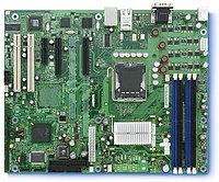 Материнская плата Intel D13543-402 iE7230 S775 4DualDDRII 4SATAII U100 2PCI-E8x PCI-E4x 2PCI 2LAN1000 SVGA ATX