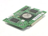 Контроллер HP 371703-001 Qlogic Fibre Channel 2Gbit Dual-Port Controller Card BL20PG3/G4