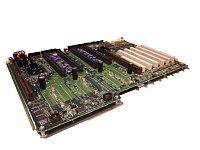 Материнская плата HP 010392-000 Compaq systemboardfor DL580 ML570 G1 /w proc cage