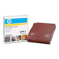 Картридж HP C7972A Ultrium LTO2 400GB bar code labeled Cartridge