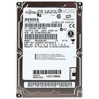 "Жесткий диск Fujitsu MHV2060AS 60-GB 2.5"" Small Form Factor ATA HDD, 5400 rpm"