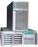 Intel AHD2HSDRVUG Intel SC5000 5 hot-swap drive bays Cage