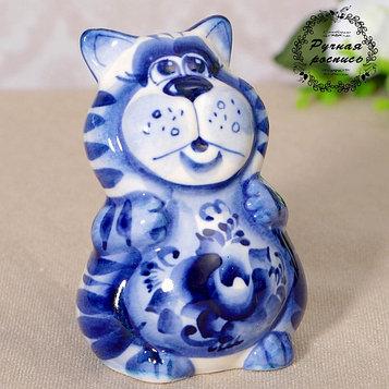 "Сувенир керамика ""Кот ""Мойша"" 8х5,5 см"