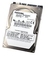 Жесткий диск Toshiba MK8034GSX SATA 80GB 5.4K 2.5