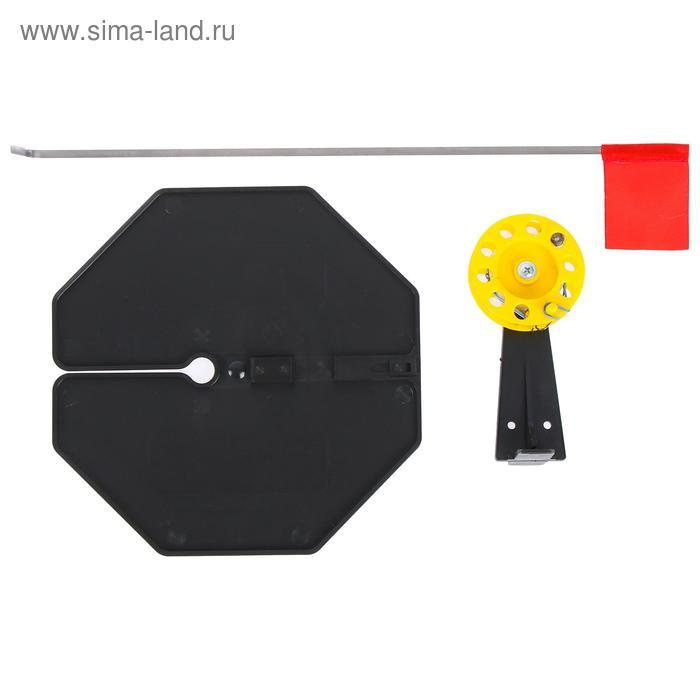Набор жерлиц в сумке «Тонар» ЖЗО-05 d=210 мм, катушка d=63 мм, набор 10 шт. - фото 2