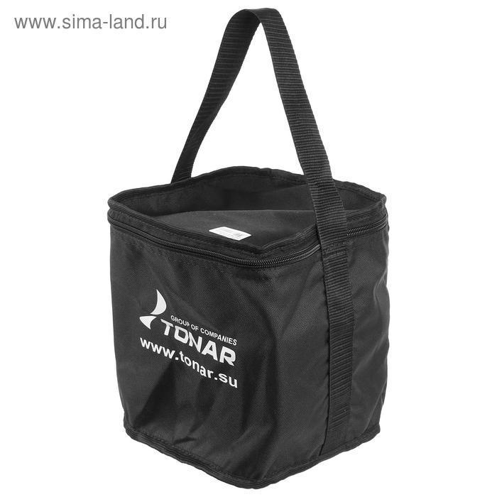 Набор жерлиц в сумке «Тонар» ЖЗО-05 d=210 мм, катушка d=63 мм, набор 10 шт. - фото 3