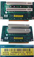 HP 490419-001 Pci-e 2.0 X8 Riser Board for Dl320 G6