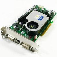 Видеокарта HP 329259-001 HP 128MB QUADRO FX2000 AGP DUAL DVI
