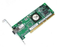 Контроллер QLogic FC5010409-60 A 2Gb SP FC HBA, 133MHZ PCI-X, LC multi-mode optic