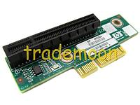 HP 531621-001 DL160 G6 DL165s G7 PCIe X4 Riser Card